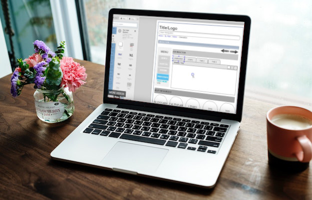 How to create a wireframe with Pencil desktop software