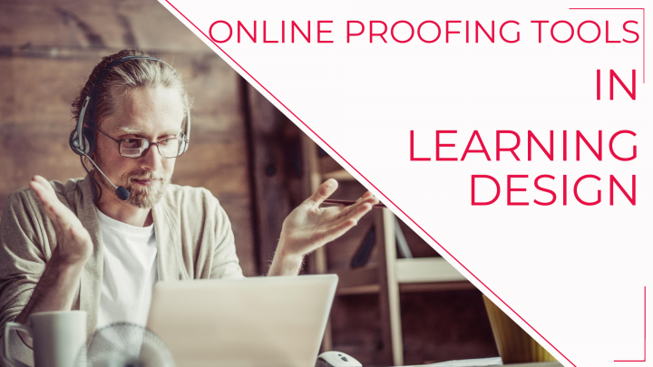 Online proofing tools in the learning design process.  Do you use them?