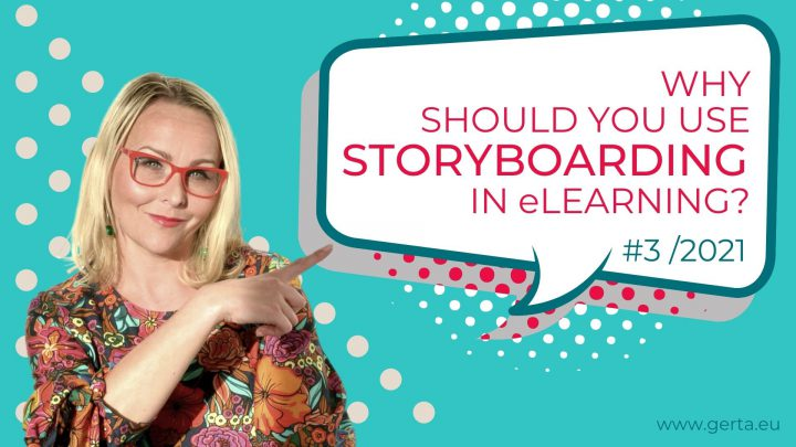Why should you use storyboarding in eLearning? Get FREE storyboard templates!